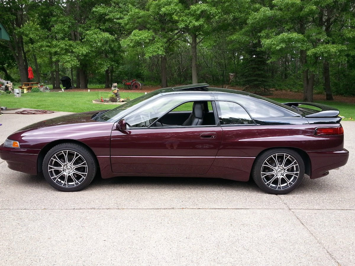 Carscoops subaru svx how about a 1992 subaru svx with 46k miles vanachro Images