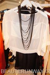 H&M Singapore Autumn Winter 2011 Ladies Blouse Necklaces