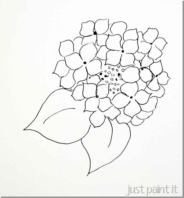 hydrangea-pattern-B