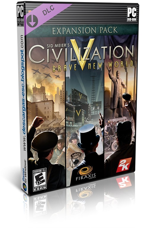 Sid Meier's Civilization V Brave New World-www.descargas-esc.blogspot.com