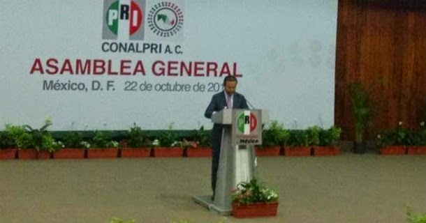 PRI sugiere a Aguirre reflexionar permanencia en su cargo