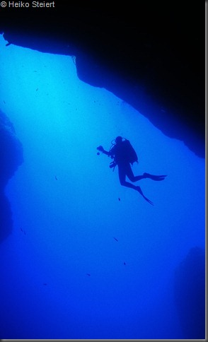 Gozo Höhle Katrin 5