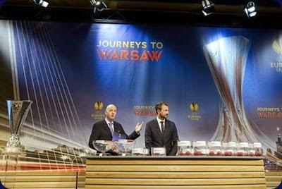 Duelo de españoles e italianos en los octavos de final de la Europa League