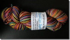 Fireweed Dyeworks - Russian Rainbow