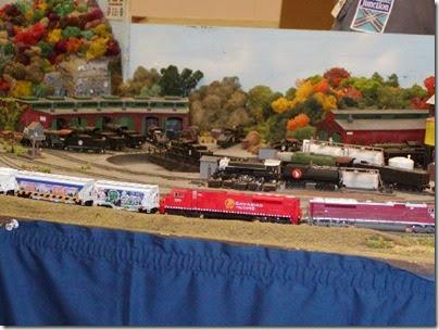 21 Milwaukee Area N-Trak at TrainTime 2003 9