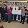 Senator Ball Delivers $50,000 to Region's Busiest Library; Mahopac Library Grant Presentation