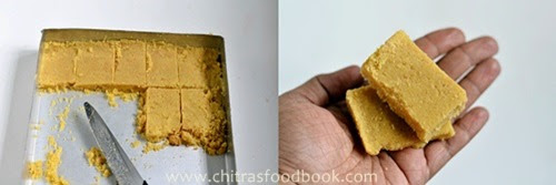 How to make mysore pak 6