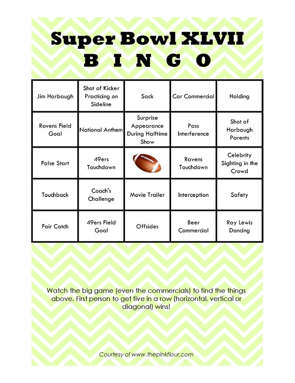 Super Bowl Bingo 2013 - fun way to watch the game!_Page_05