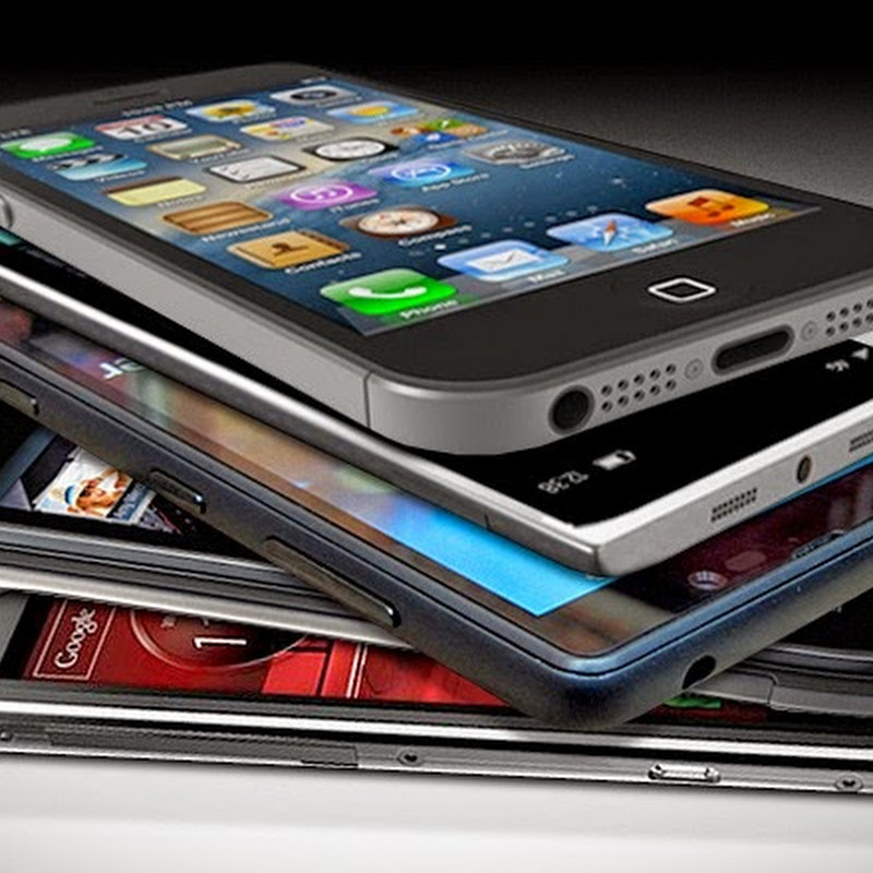 Android bate recorde: Smartphone Mais Vendido em 2k14 [Lista]