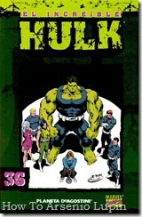 P00036 - Coleccionable Hulk #36 (de 50)