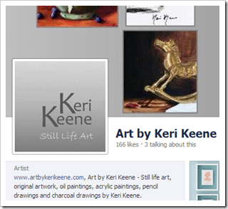 keri keene still life art