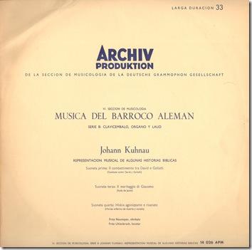 Archiv APM 14 026 front