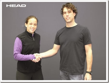 HEAD ficha a Patty Llaguno, nº 1 mundial de pádel, para las próximas 2 temporadas.