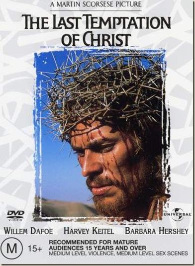 ultima tentacion de Cristo ateismo cristianismo polemica