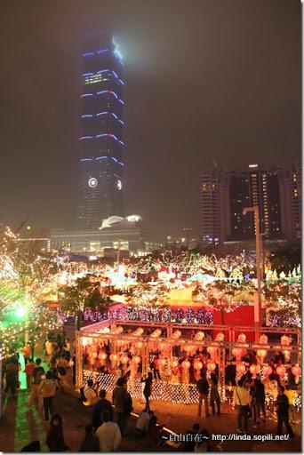 2010台北燈節(台北燈會)-我很愛的一張