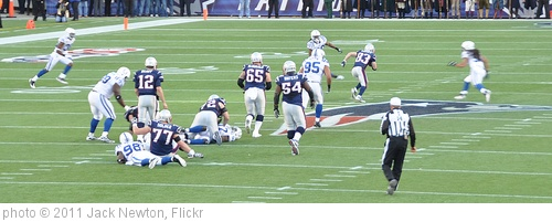 'Wes Welker Turns Upfield' photo (c) 2011, Jack Newton - license: http://creativecommons.org/licenses/by-sa/2.0/