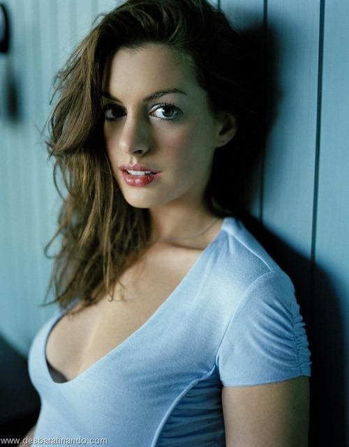 anne hathaway linda sensual sexy desbaratinando  (4)