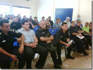 El encuentro que tuvo lugar en el Salón de Usos Múltiples de Costa del Este