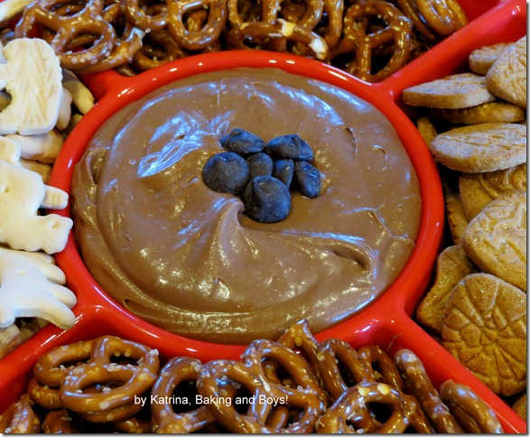 Chocolate Brownie Batter Dip