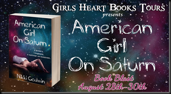 American Girl on Saturn Blast