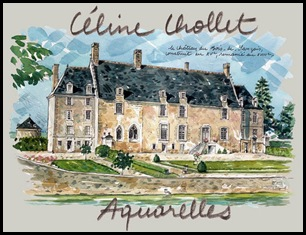 Céline Chollet Aquarelles