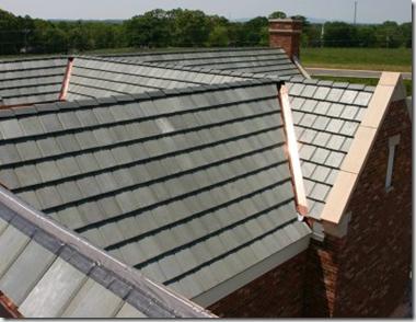 Beneficios de tejas de hormig n for Empresas de pavimentos de hormigon