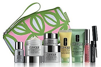 Clinique 9 piece gift