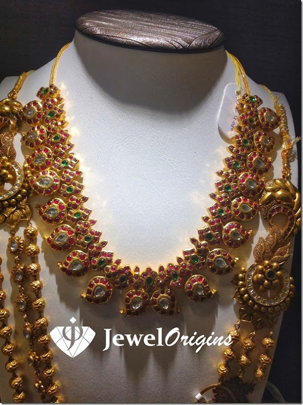 Mango_Necklace_Kundan_Work
