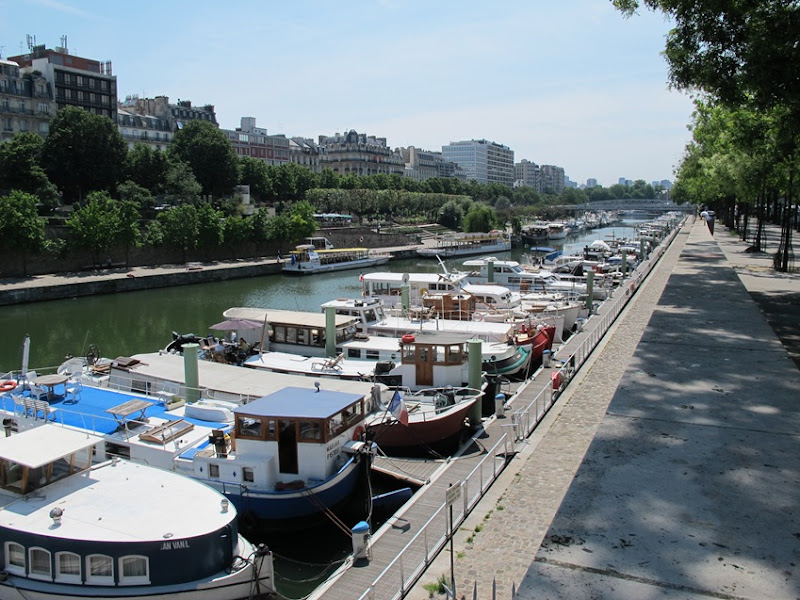 Paris France Canal Saint-Martin Jessica Robinson Life The Epic Journey 2012