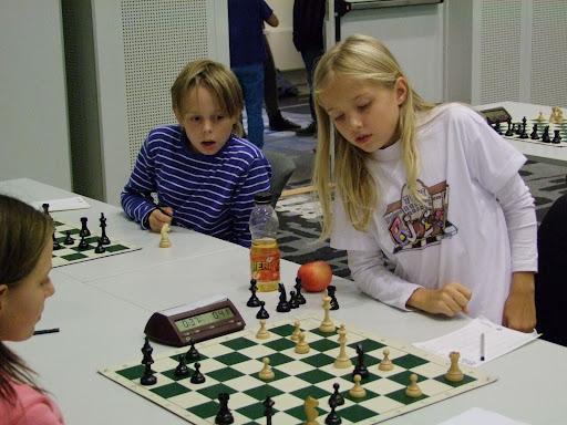 Embla Grønn, en erfaren turneringsspiller for OSSU.