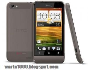 HTC One V spesifikasi dan harga