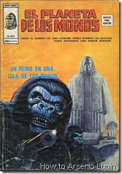 P00010 - El Planeta de los Monos v