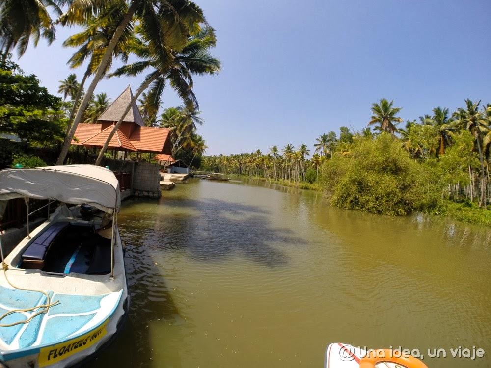 Poovar Island Resort Puvar