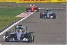 Hamilton vince il gran premio della Cina 2015