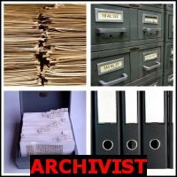 ARCHIVIST- Whats The Word Answers