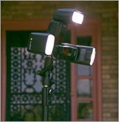 DAZ Light setup1