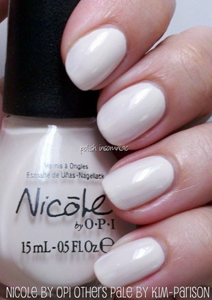 Nicole by OPI Others Pale by Kim-parison