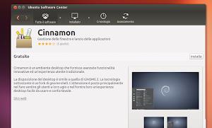 Cinnamon in Ubuntu 13.04