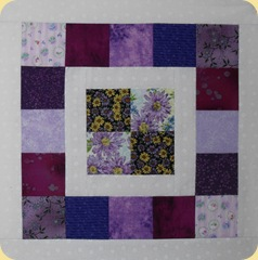 Rainbow Scrappy Challenge Feb 2013 Purple