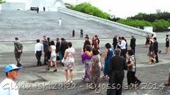 Glória Ishizaka - PL 2014 - Kyosso sai - na torre 1