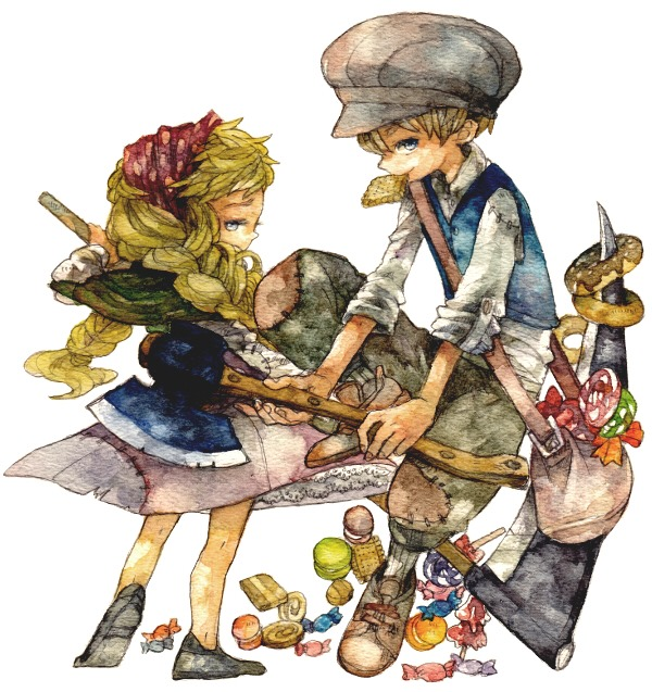 Fairy Tail Battle Royal - Hansel & Gretel