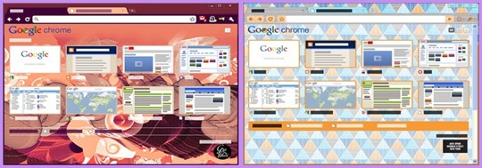 chrome themes 1