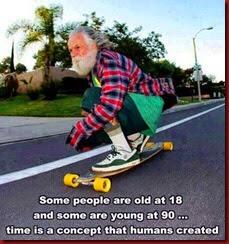 guy on skateboard