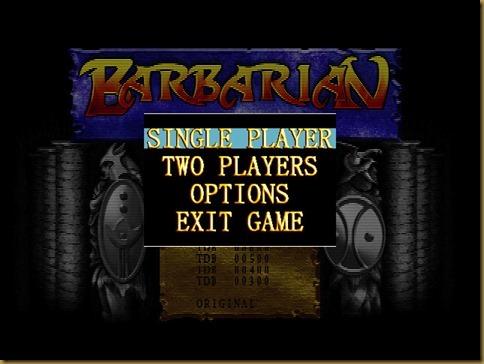 Barbarianタイトル