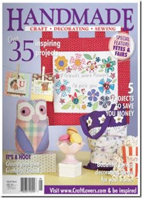 Handmade Vol 29 No 6 - cover