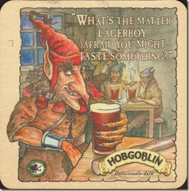 Hobgoblin Ale
