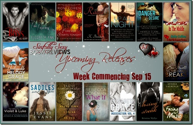 upcoming releases wc september 15