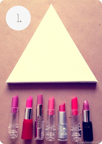 ssfashionworld_blog_blogger_blogerka_slovenska_slovenian_slovenia_beauty_fashion_modna_modni_lifestyle_lipstick_diy_craft_canvas_lips_art_do_it_yourself_naredi_sam_step_by_wall_decor_pink_red_girly_girls_bedroom_woman