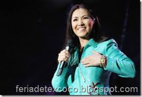 ana gabriel reventa de boletos para el concierto en feria del caballo 2013