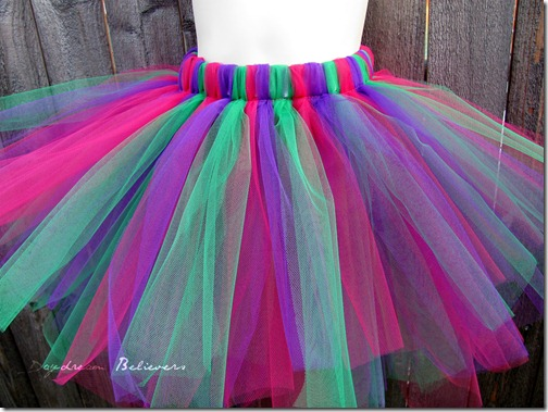 custom tutu by daydream believers